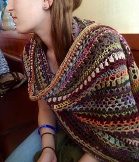 written instructions for virus crochet blanket