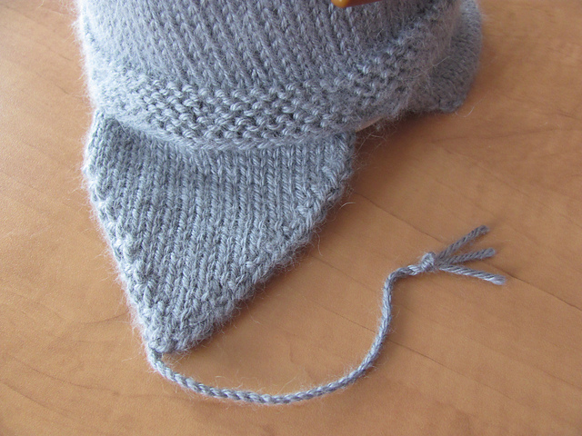 Knitting Pattern For Infant Hat With Ear Flaps : Munchkin Land: Detachable Ear flap Pattern