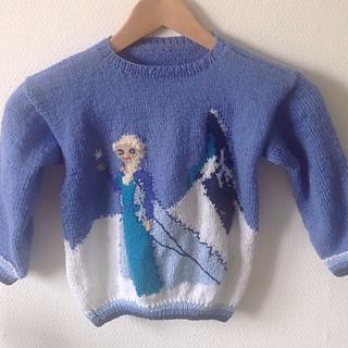 Lacy Knit Patterns : Ravelry: Elsa Frozen pattern by Halla Ben