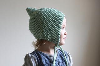 Ravelry Baby Pixie Bonnet Pattern By Hilary Frazier