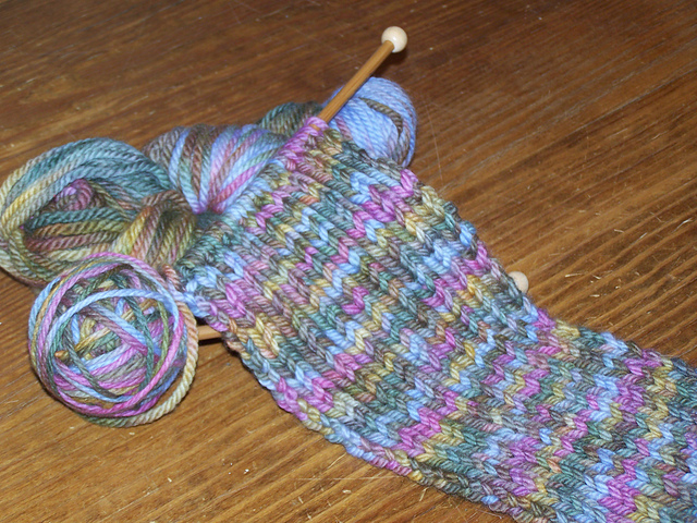 Mamaws Place: In the mood to knit....