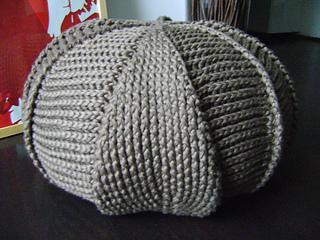 Knitted Pouf Patterns : Ravelry: Crochet Knitted pouf Floor Cushion Pattern pattern by Tatiana Zuccala