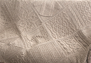 Ravelry The Great American Aran Afghan Pattern By Knitter