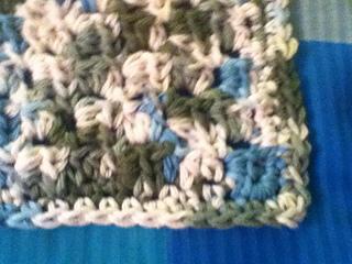 Ravelry Corner To Corner Dishcloth Pattern By Jessica S