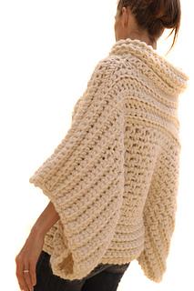 Crochet Patterns Ravelry : Ravelry: the Crochet Brioche Sweater pattern by Karen Clements