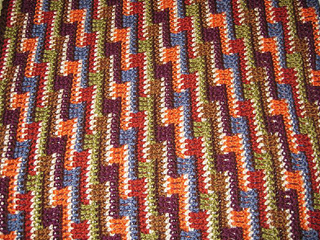 Ravelry: Zingy Zig-Zags pattern by Anne Halliday