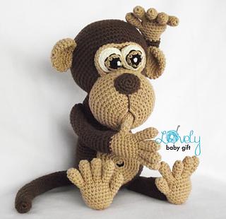 Ravelry Amigurumi Monkey Pattern By Viktorija Dineikiene