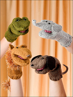 Ravelry Puppet Parade Pattern By Sherry Graziano