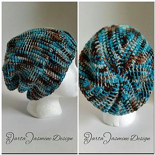 Ravelry: Unisex Hipster Hat pattern by Jarta Jasmine Designs