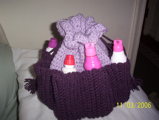 Crochet Pattern For Bingo Bag : Ravelry: Bingo Dauber Bag pattern by Marlene Hanel