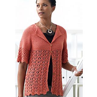 Ravelry: Crochet Cardigan pattern by Patons
