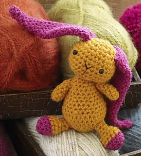 Ravelry: Best Bunny pattern by Lion Brand Yarn