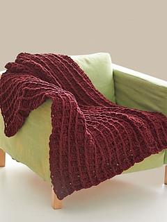 Ravelry Bricks Blanket Pattern By Bernat Design Studio