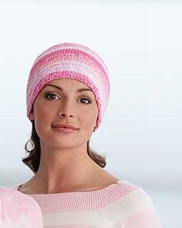 Ravelry: Chemo Cap (knit) pattern by Bernat Design Studio