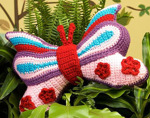 It's a butterfly!