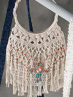 Ravelry Beaded Bag Amp Belt Pattern By Darla Hassell