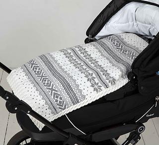 Ravelry Viking Babyull Blanket 1305 13 Pattern By Viking
