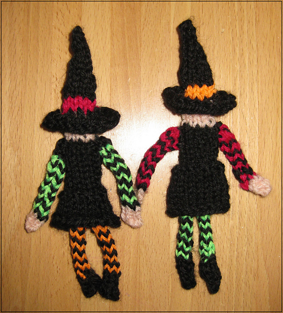 Fun & Free Halloween Knitting Patterns | BeLoved Knits