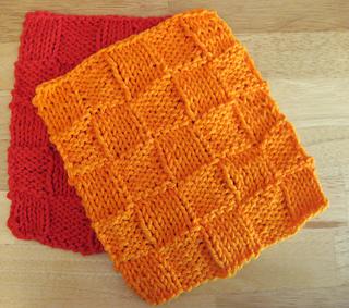 Free Crochet Pattern For Basket Weave Dishcloth : Ravelry: Basket Weave Dishcloth pattern by Joy Morgan