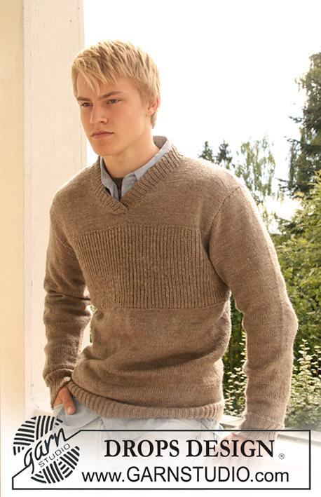 Чоловічий пуловер