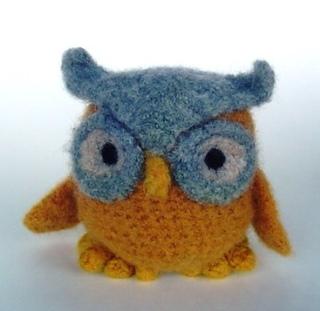 Amigurumi Horns : Ravelry: Amigurumi Horned Owl - Crochet and Felted pattern ...