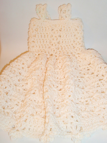Japanese Crochet Baby Dress Pattern : Ooty: Japanese crochet baby dress