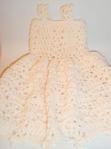 Ooty: Japanese crochet baby dress