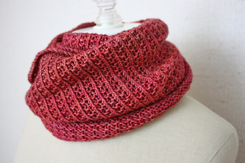 Infinity Scarf Knitting Pattern Ravelry : knitting : images curated on kweeper