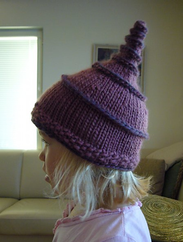 А вот тут моя шапка