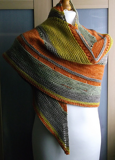 Ravelry Sunny Delight Shawl Pattern By Brian Smith