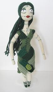 Jack Skellington crochet pattern 16 inch ready for halloween | Etsy | 295x169
