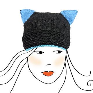 ravelry steffi s cool cat hat pattern by steffi