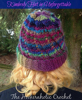 Ravelry: Kimbrely Hat in Unforgettable pattern by Shannon ...