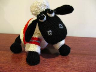 Ravelry: Shaun the Sheep pattern by Alan Dart