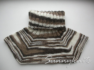 Knitting Pattern For Small Neck Scarf : Ravelry: Basic neckwarmer pattern by Anna Hromova