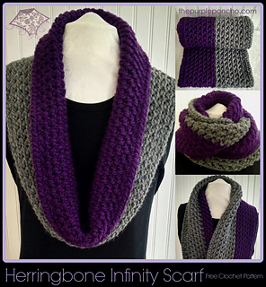 Diagonal Eyelet Scarf Knitting Pattern
