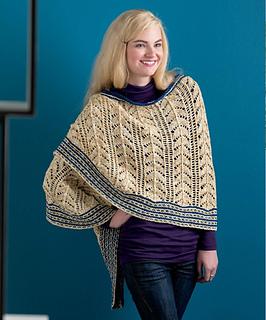 Ravelry: Persian Shawl pattern by Kirsten Kapur