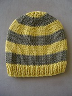 Free Knitted Beanie Patterns For Kids : Ravelry: Childs beanie in 8ply pattern by Jennifer Lee