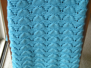 Seashell Knitting Pattern : Ravelry: Sleepytime Seashells pattern by Carole Prior