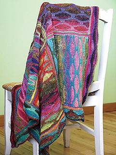 Ravelry Chameleon Baby Blanket Pattern By Tracy St John