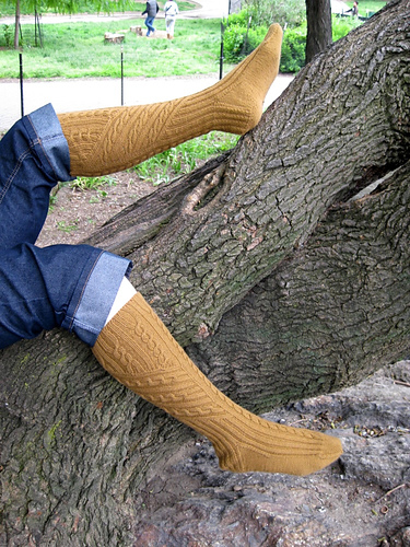 Treetop socks - original