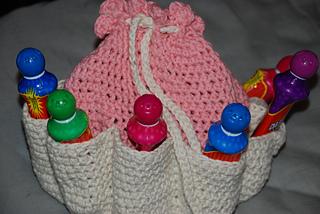 Ravelry Bingo Bag Pattern By Teresa Richardson