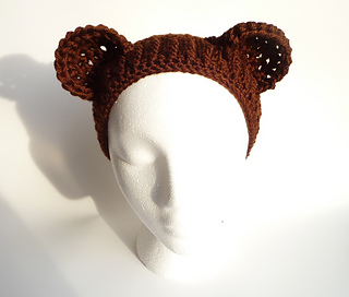 How to Make Bear Ear Costumes | eHow